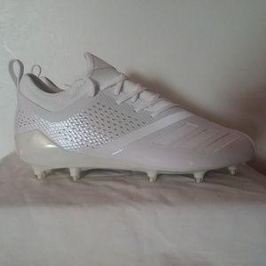Adidas Adizero 5-Star 7.0 White Football Cleats